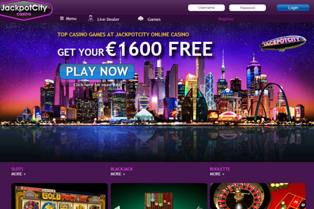 Casinos Luckyred Online